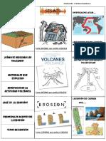 Volcanes, sismos y erosion