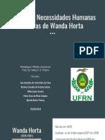 Teoria Das Necessidades Humanas Básicas de Wanda Horta (3)