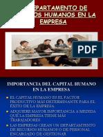 eldepartamentoderecursoshumanosenlaempresa-110117113314-phpapp02