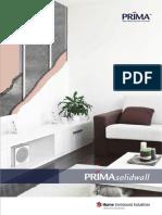 Prima Brochures Solidwall Nov 2018