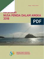 Kecamatan Nusa Penida Dalam Angka 2018