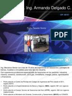 Presentaciòn Perito Armando Delgado C. - Empresas 06.09.18