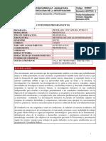 Microcurrículo metodologìa de la investigaciòn