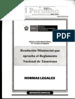 RNT - 2016.07.23 - Normas Legales