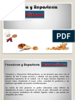 Panaderia Y Reposteria Metrpolitana