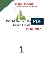 Finance Quiz Final 1.0