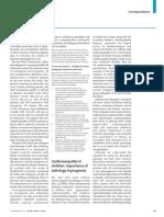 The Lancet Volume 383 Issue 9919 2014 [Doi 10.1016_S0140-6736(14)60400-1] Kaski, Juan Pablo; Limongelli, Giuseppe -- Cardiomyopathy in Children- Importance of Aetiology in Prognosis