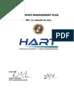 9.3.4 HART-Interface Management Plan Rev1