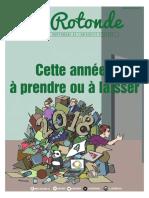 La Rotonde, édition du 14 janvier 2019