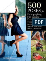 500 Poses for Photographing Full-Length Portraits