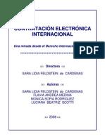 Contratacion Electronic A Internacional - Sara Lidia Feldstein