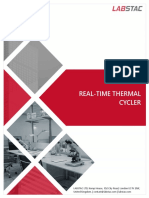 Real Time Thermal Cycler Catalog en Labstac