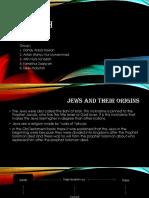 Sejarah dan Ajaran Yahudi