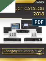 Aurora 2018 Product Catalog.pdf