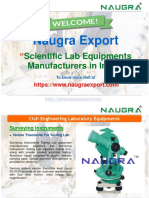 Scientific Lab Equipments Manufacturers in India