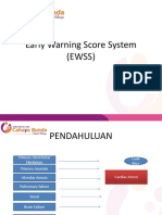 Early Warning Score System