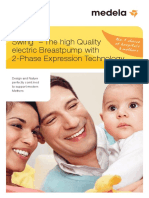 Swing Breast Pump Fact Sheet