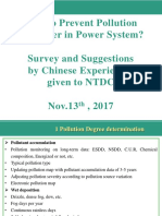 PPT How to Prevent Pollution Flashover in Power System