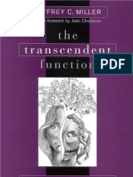 Miller J.C. The Transcendent Function- Jung's Model of Psychological Growth