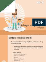 Drug Induced Eruption