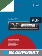 Blaupunkt Hamburg mp57.pdf