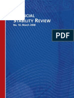 Bank Indonesia, Financial Stability Review No.10, March 2008