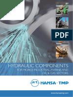 Hydraulic Components Hansa TMP HT 01 a 317 0818 E