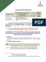 AYUDANTE ELECTRICISTA