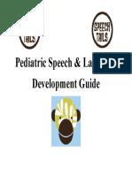 Speechtails Speech Development Guide
