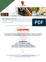 Job Hiring-GE (Labourers)
