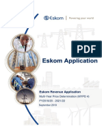Eskom on the verge of debt trap, CEO warns