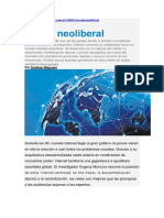 Magnani, La Red Neoliberal