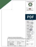 SAS-R-ARC-1903 Forniture List V00 R00