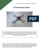 Rapport Projet Drone 2