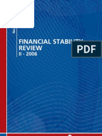 Bank Indonesia, Financial Stability Review No.8 March 2007
