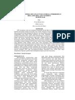 Analisis Kinerja Keuangan Pada Lembaga Perkreditan 2017
