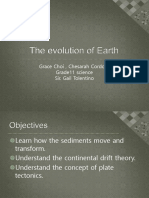 The Evolution of the Earth