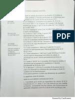 Presidentiel Senegal Conseil Constitutionnel Decision 2 E 2019 Attendus