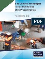 Guia Prático Do Controle Tecnológico de Solos e Pavimentos