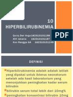 10 LP Hiperbilirubinemia