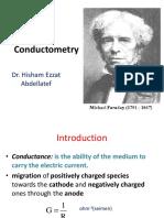 Conductometry - Dr. Hisham Ezzat Abdellatef.ppt