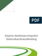 Handleiding ACER PC