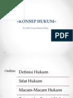 pertemuan 1KONSEP HUKUM~(1).pdf