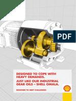 Shell Omala Product Family Brochure