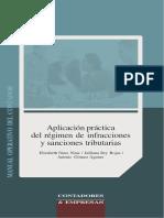 1-Aplicación Práctica Del Régimen de Infracciones y Sanciones Tributarias