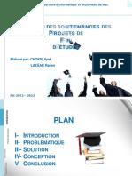 Projettuteuriii 111026201527 Phpapp02(1)