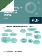 maths pufm - presentation-3