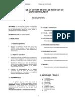 Informe Proyecto Control 1 Parcial