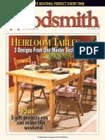 Woodsmith Magazine 150