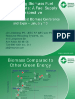 Biomass Fuel Supply